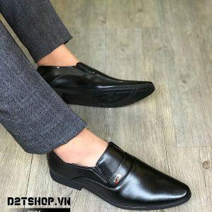 Giày công sở da bò kiểu dáng lịch lãm CS01