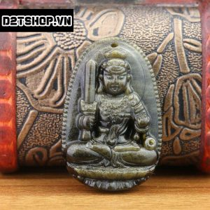 Phật Bản Mệnh Bất Động Minh Vương Đá Núi Lửa Bản To MBDMV7