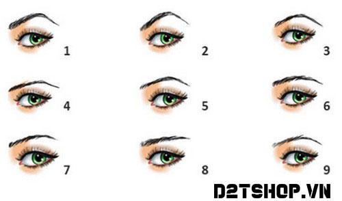 Xem tướng mắt đàn ông , phụ nữ đoán tính cách và vận mệnh chính xác
