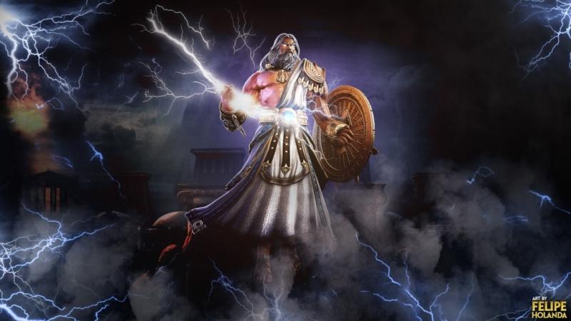 Sự ra đời của các vị thần Hy Lạp