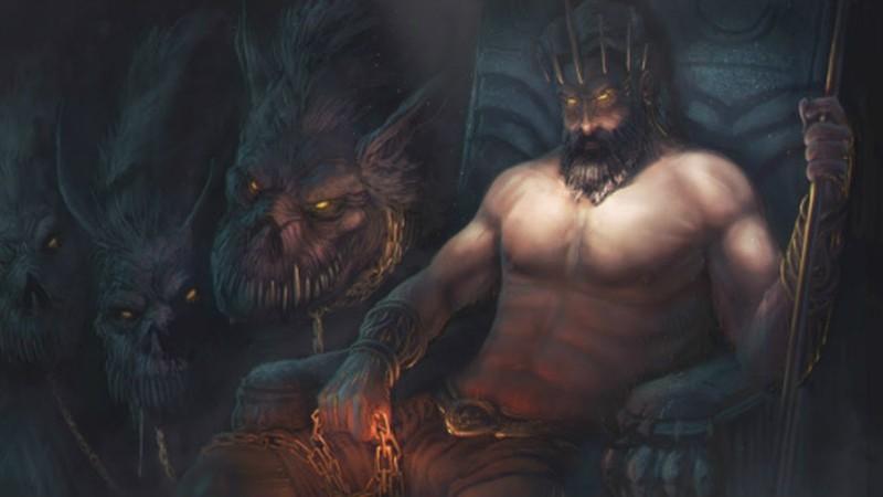 Thần địa ngục Hades